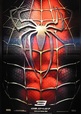 Spiderman 3 - El Hombre que Araña