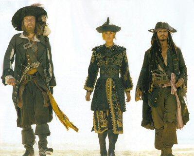 Estreno Piratas del Caribe 3