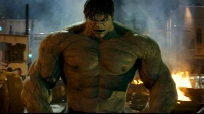 En cartelera: El Increíble Hulk