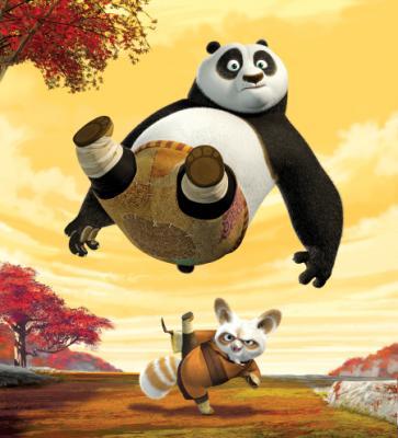 En cartelera: Kung Fu Panda