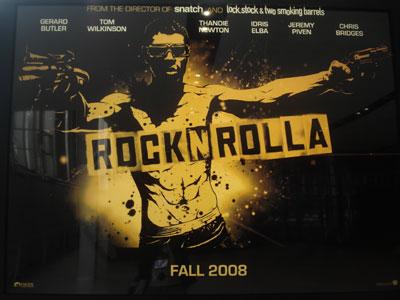 En cartelera: RocknRolla